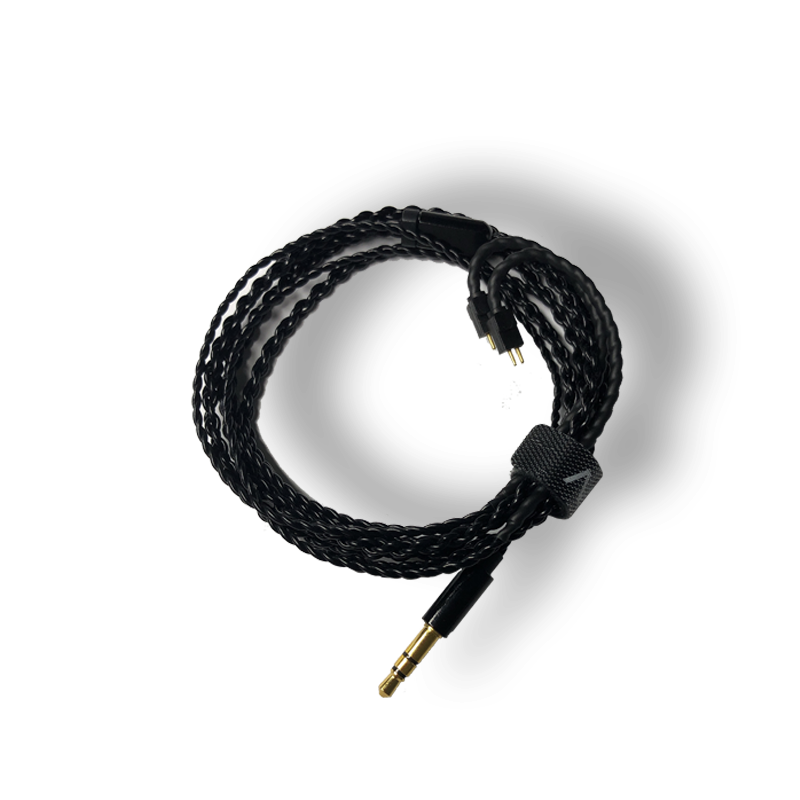 NG audio  In-Ear Exchange Cable (Black)