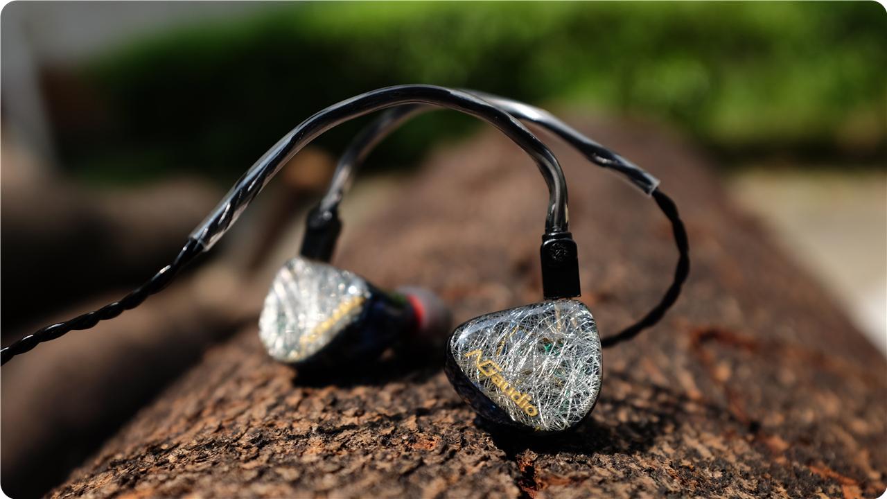 NG audio Capricorn Universal IEM